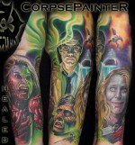 Corpsepainter Tattoo
