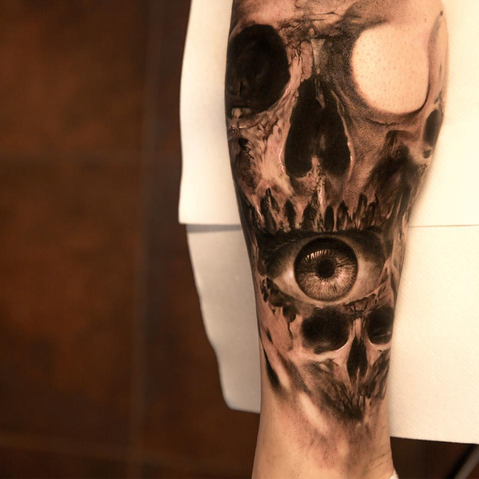 Niki norberg tattoo for Best realism tattoo artist