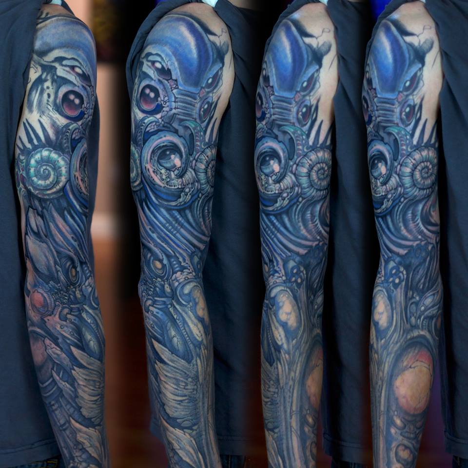 Paco Dietz Tattoo- Find The Best Tattoo Artists, Anywhere
