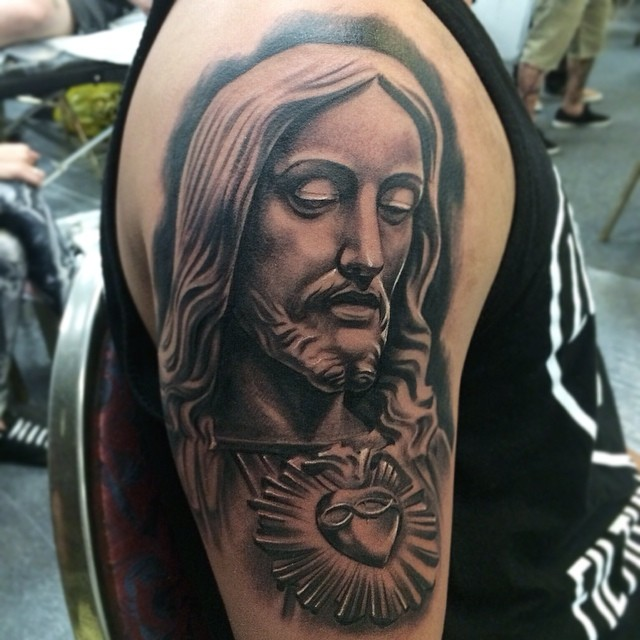 Fred Flores Tattoo