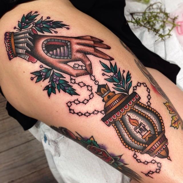 Matt houston tattoo find the best tattoo artists for Tattoos of houston