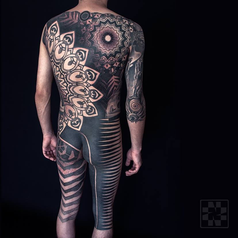 Nazareno Tubaro Tattoo Find The Best Tattoo Artists