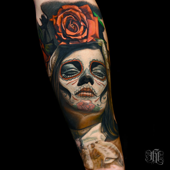 Nikko hurtado tattoo find the best tattoo artists for Best tattoo parlors in the us