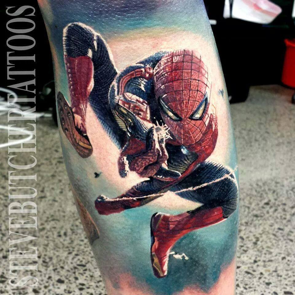 Steve Butcher Tattoo- Find the best tattoo artists