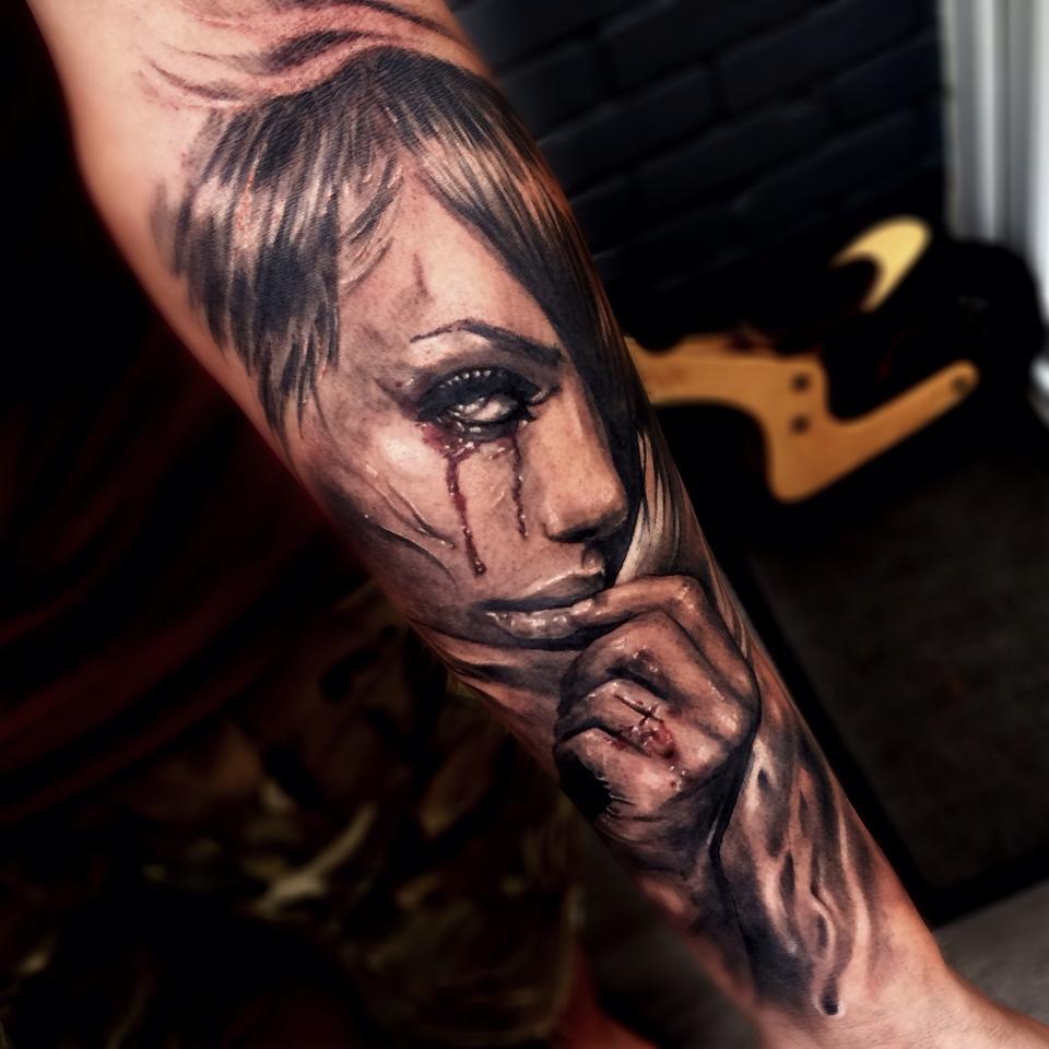 art design tattoo