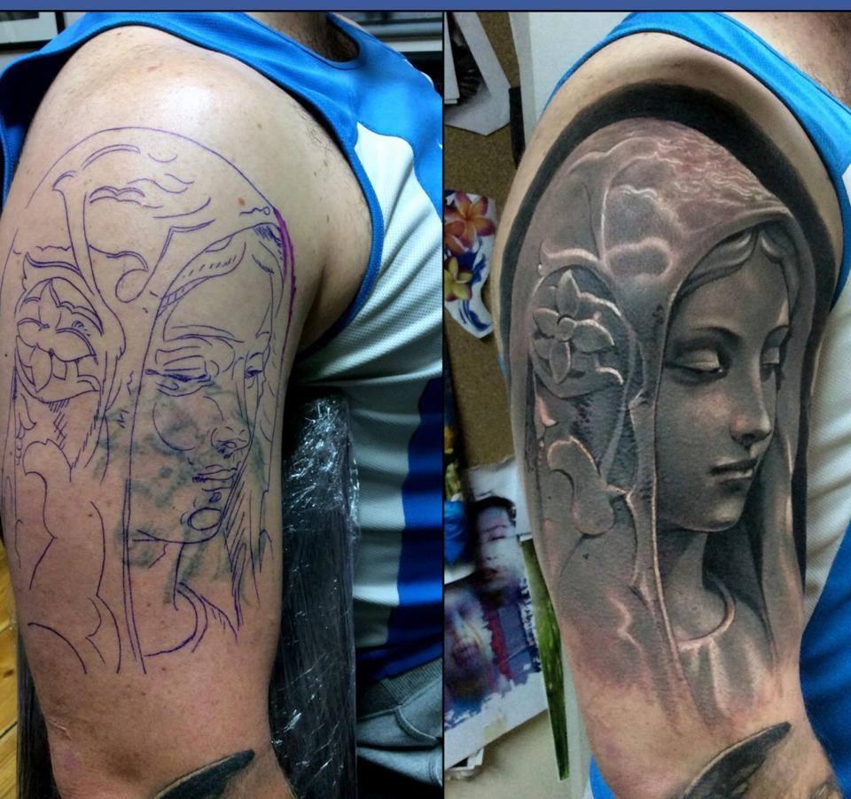 Find Tattoo Artist: Marcin Sonski Studios » InkLocations