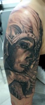 Tattoo Dejan Sjovenia
