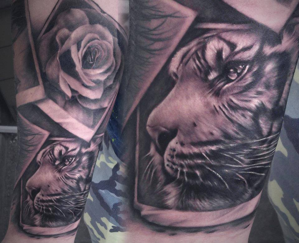 Bacanu Bogdan Tattoo- Find the best tattoo artists