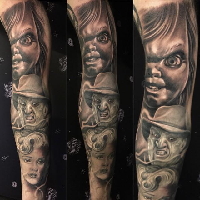 Antonio Macko Todisco Tattoo Find The Best Tattoo Artists Anywhere In The World