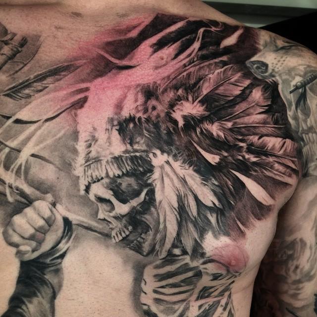 Carlos Torres Tattoo- Find the best tattoo artists