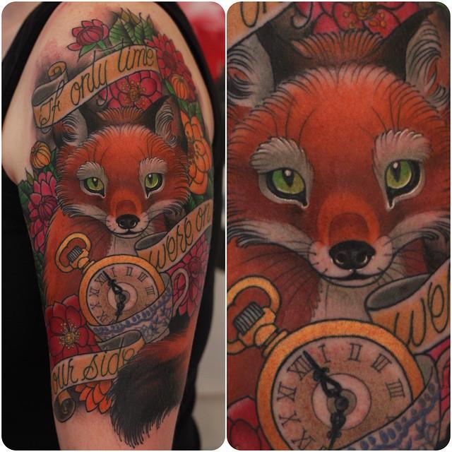 Crispy Lennox Tattoo- Find the best tattoo artists