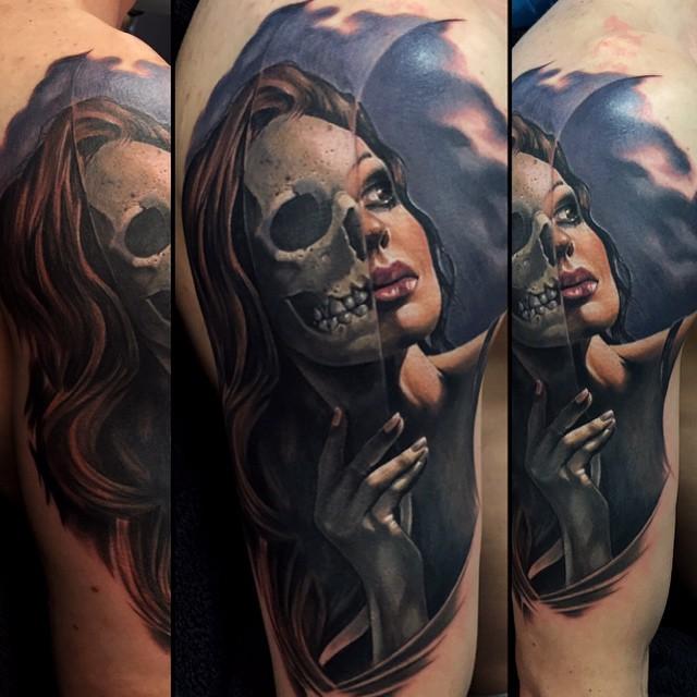 Dan henk tattoo find the best tattoo artists anywhere in for Best tattoo artists in nyc 2017