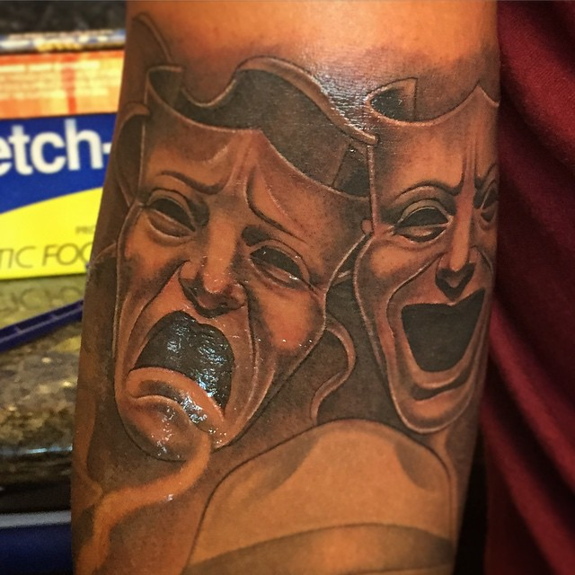 15 Laugh Now Cry Later Tattoo Designs  CreativeFan