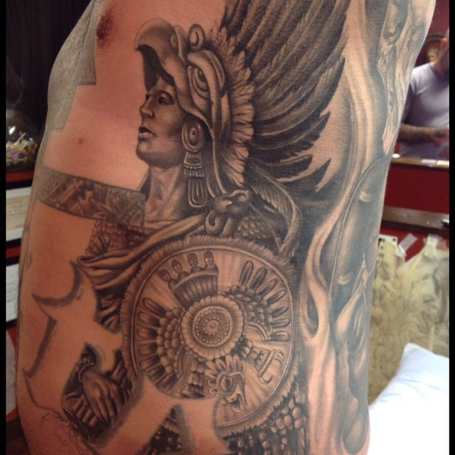 Jake Long Tattoos