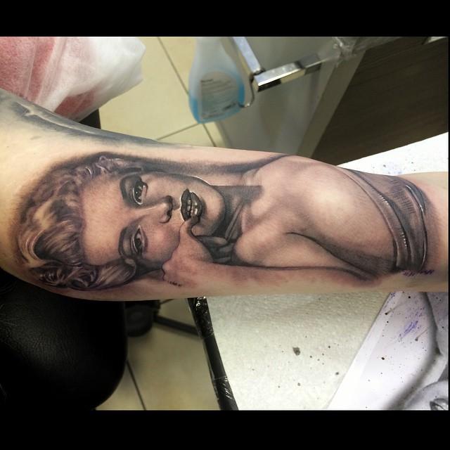 Jason Butcher Tattoo Designs