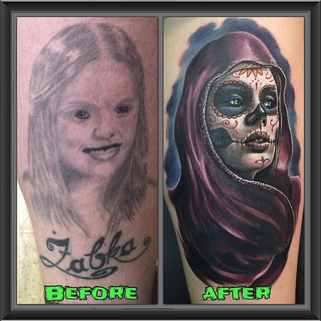 Tattoo Randy Engelhard