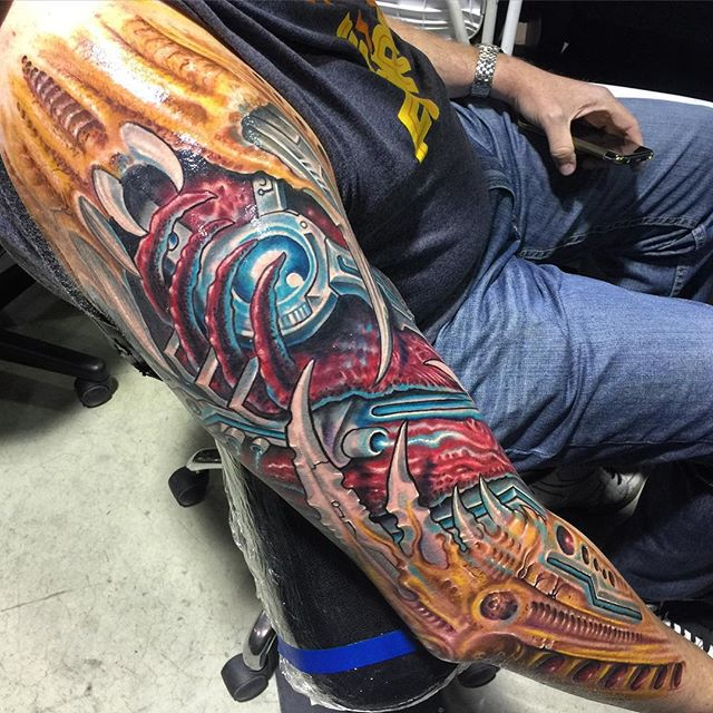 Roman Abrego Tattoo  Find The Best Artists Anywhere In
