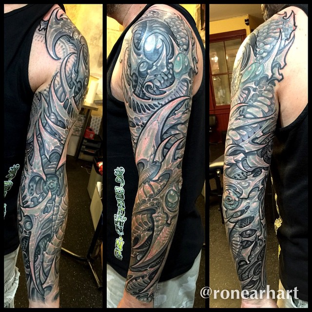 Ron Earhart Tattoo  Find The Best Artists Anywhere In