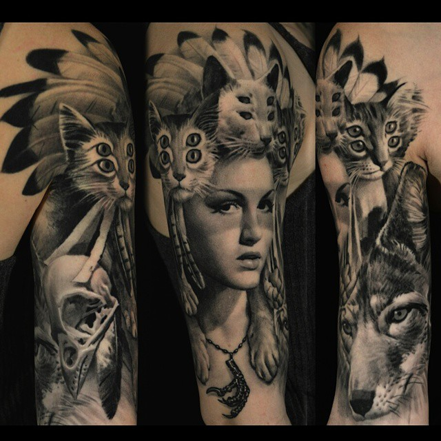 Sergio Sanchez Tattoo- Find the best tattoo artists, anywhere in the ...