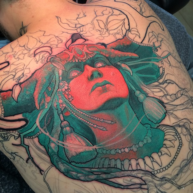 Ink tattoos designs - Steve Moore Tattoo Find The Best Tattoo Artists