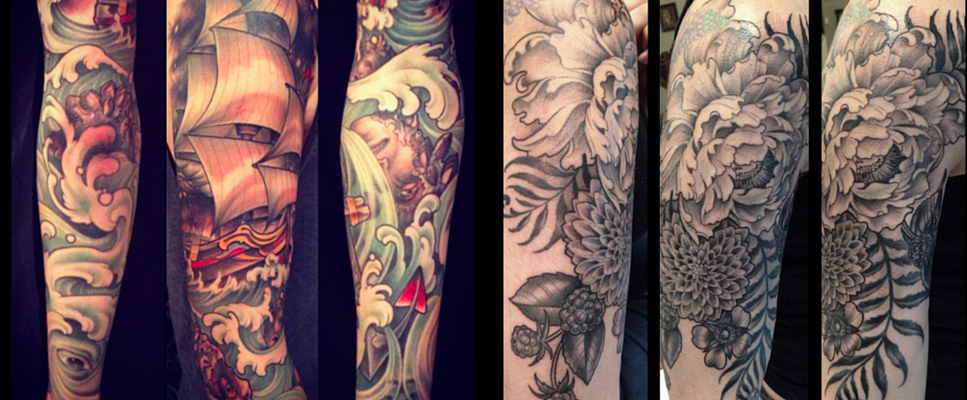 The best tattoo shops in los angeles find the best tattoo for Tattoo shops los angeles
