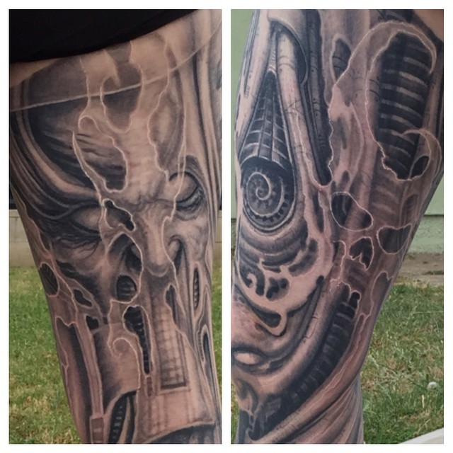 Paul Booth Tattoo- Find the best tattoo artists, anywhere ...