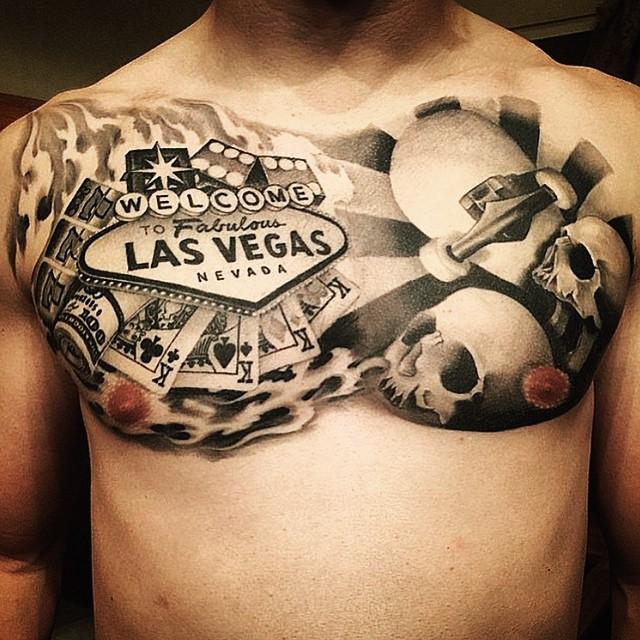 Joseph barrios tattoo find the best tattoo artists for Las vegas tattoo