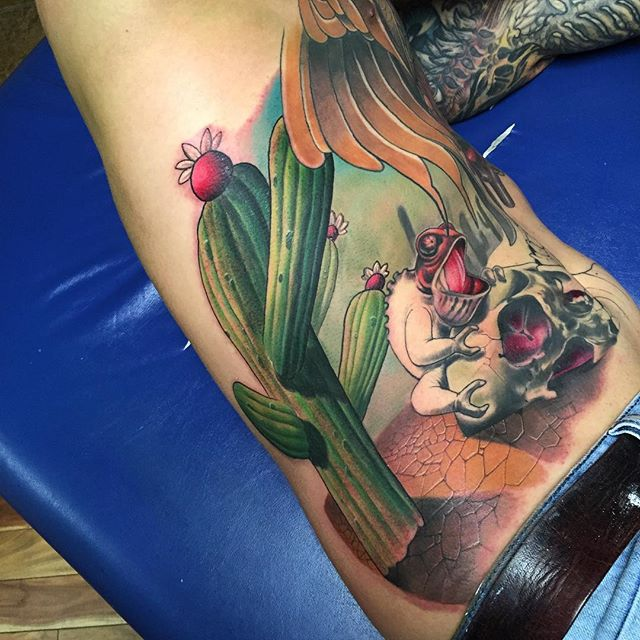 Josh payne tattoo find the best tattoo artists anywhere for Best tattoo artists in nyc 2017