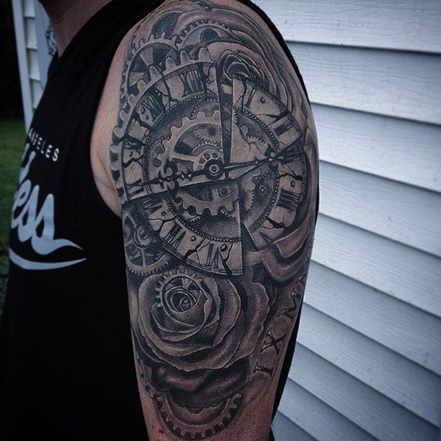 Metallic Tattoo Ink: Kirt Silver Tattoo- Find The Best Tattoo Artists, Anywhere