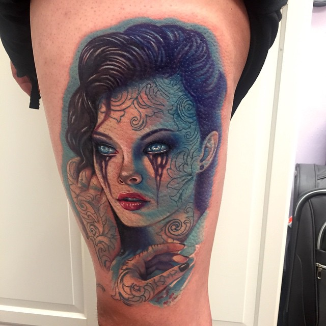 Liz Cook Tattoo  Find The Best Artists Anywhere