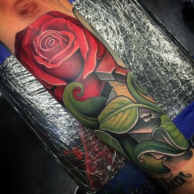Mike Woods Tattoo Find The Best Tattoo Artists Anywhere In The World