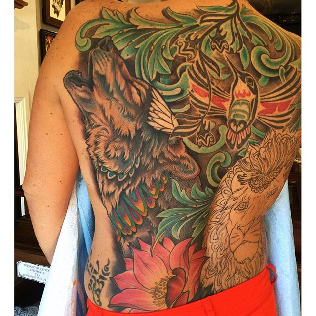 7011f207276d0 Nathaniel Gann Tattoo- Find the best tattoo artists, anywhere in the ...