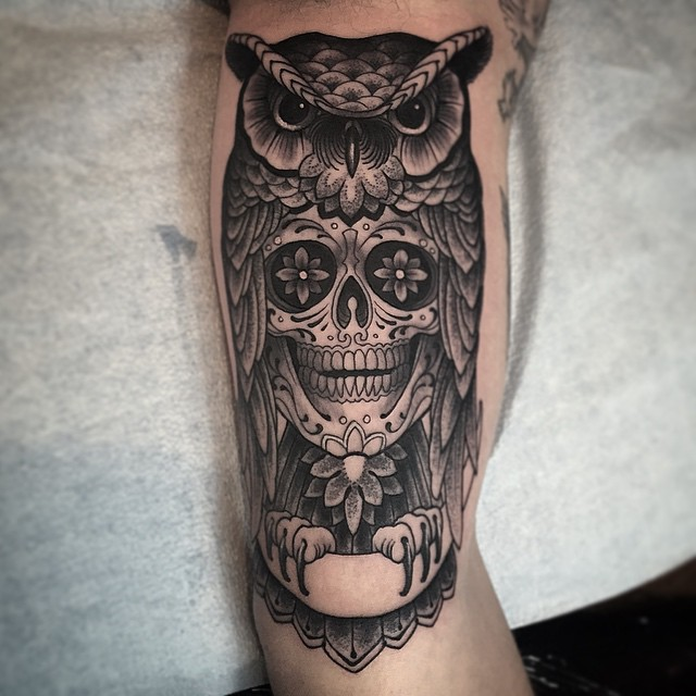 Nick Stegall Tattoo- Find The Best Tattoo Artists