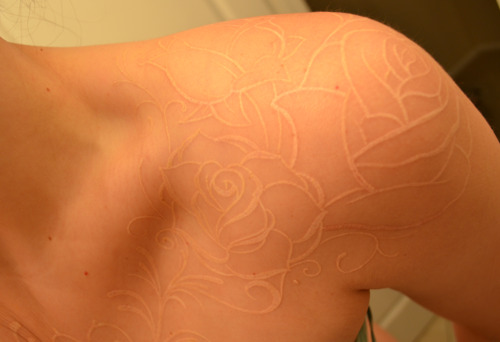 White I N K Tattoos: What You Need To Know About White Ink Tattoos- Find The