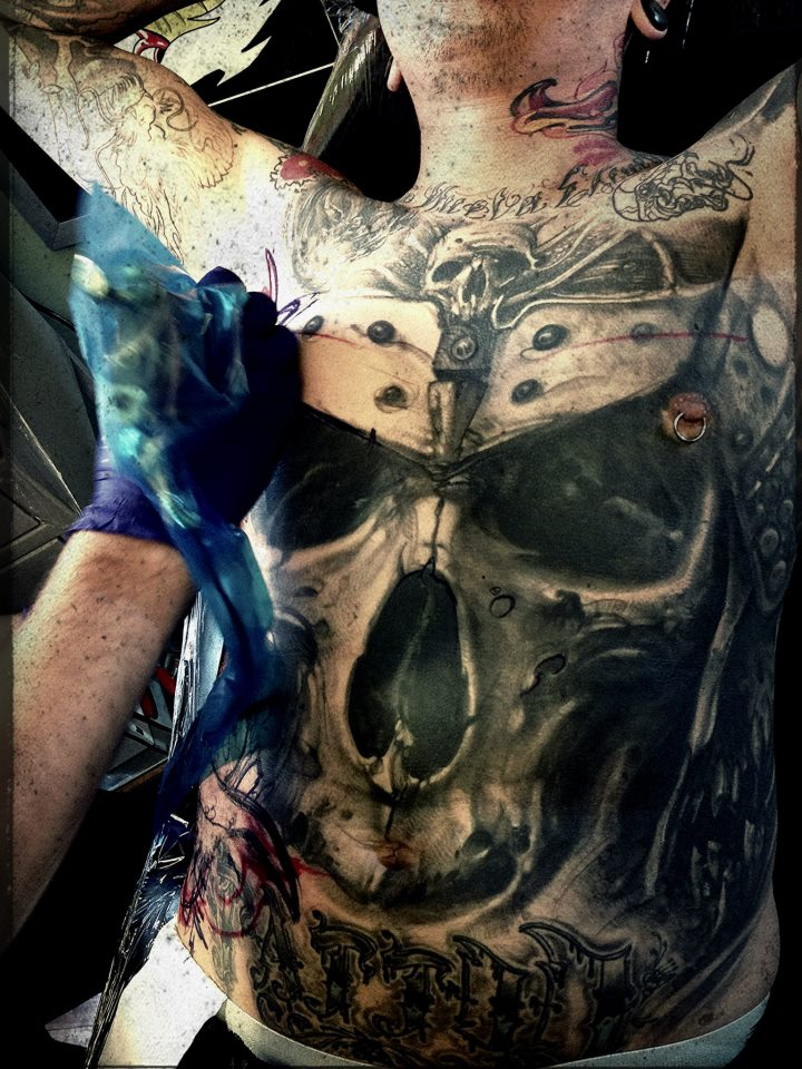 David Jorquera Tattoo- Find the best tattoo artists
