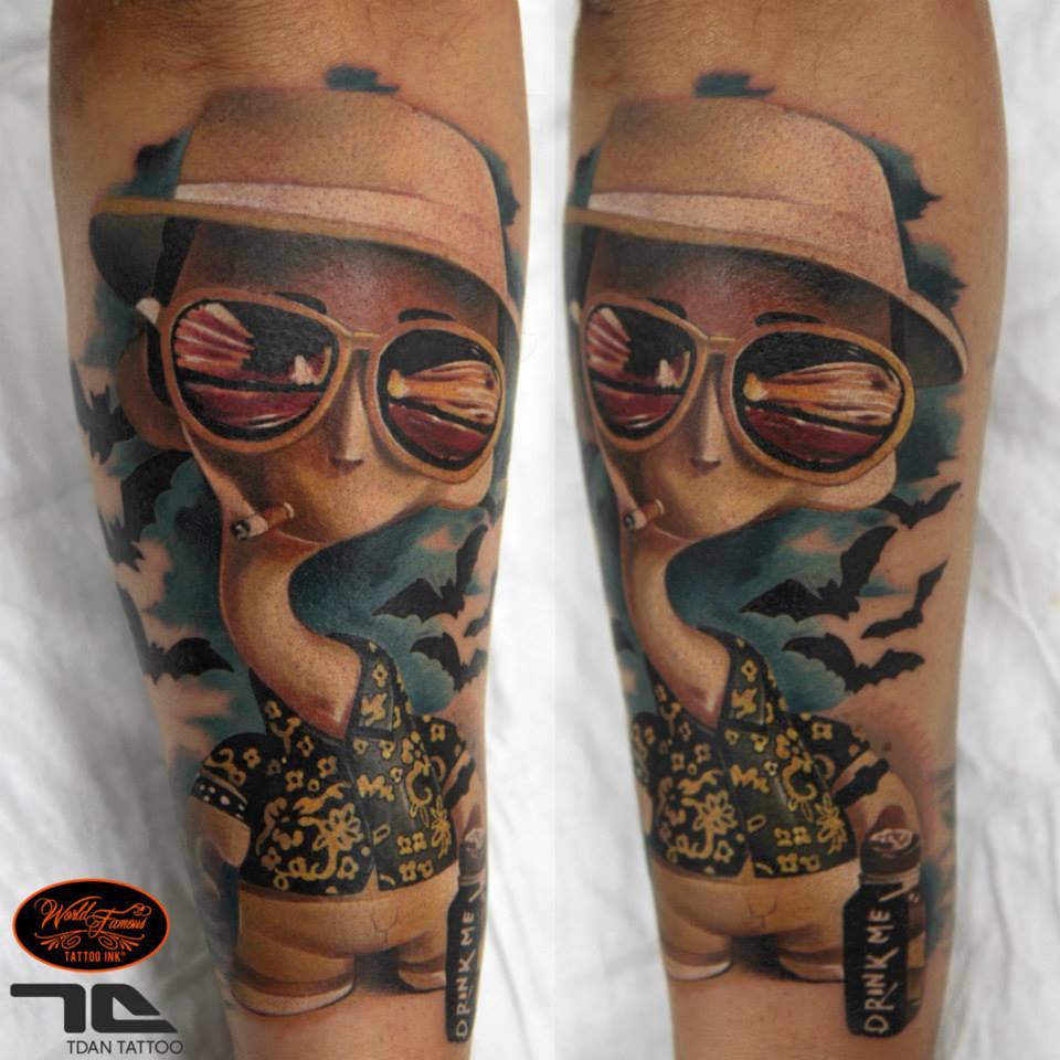 Denis torikashvili tattoo find the best tattoo artists for Las vegas tattoo