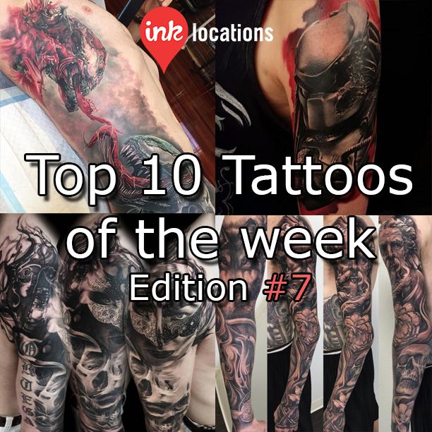 Top 10 Tattoos