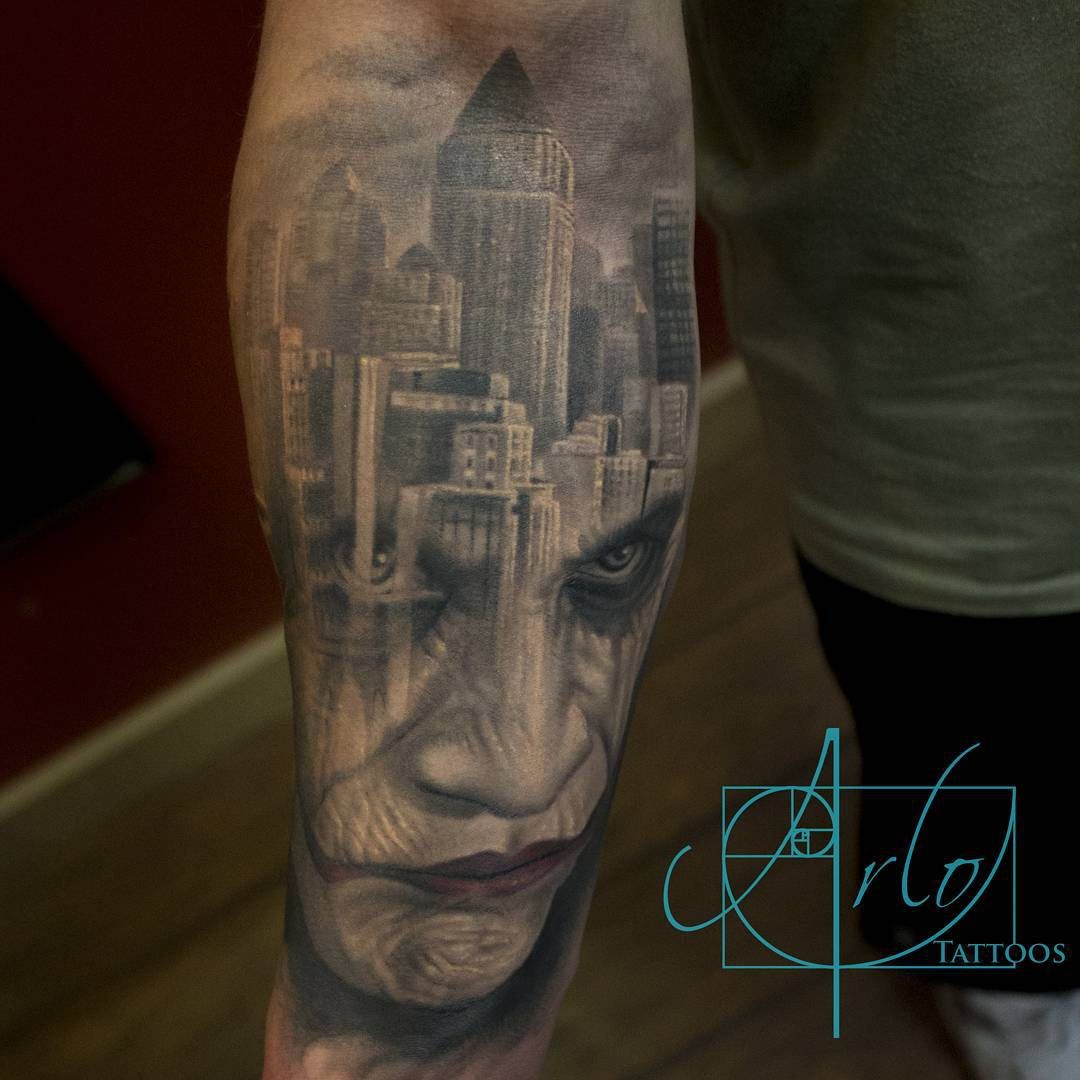 Arlo dicristina tattoo find the best tattoo artists for Best tattoo artist in colorado springs