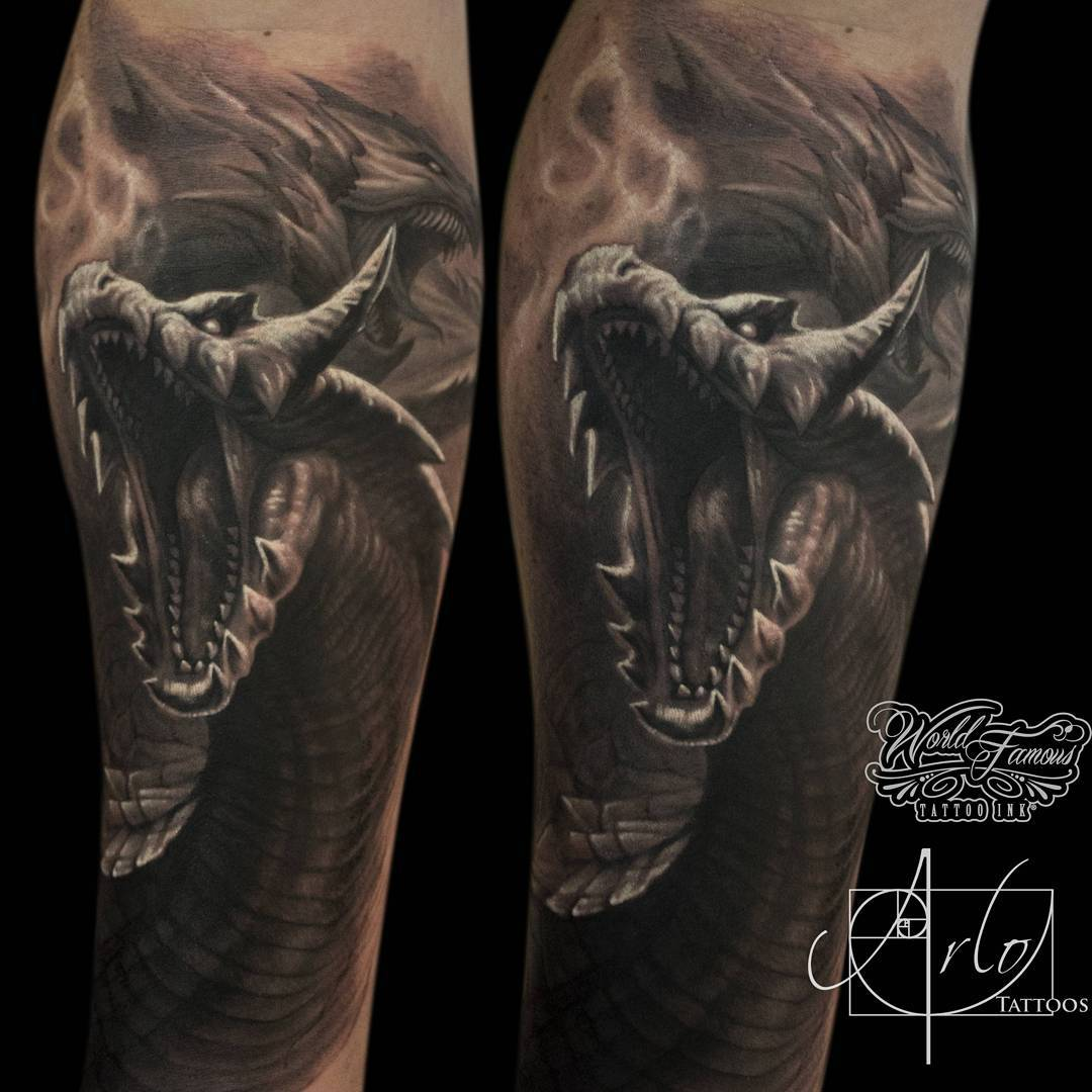 Arlo Dicristina Tattoo Find The Best Tattoo Artists Anywhere In The World