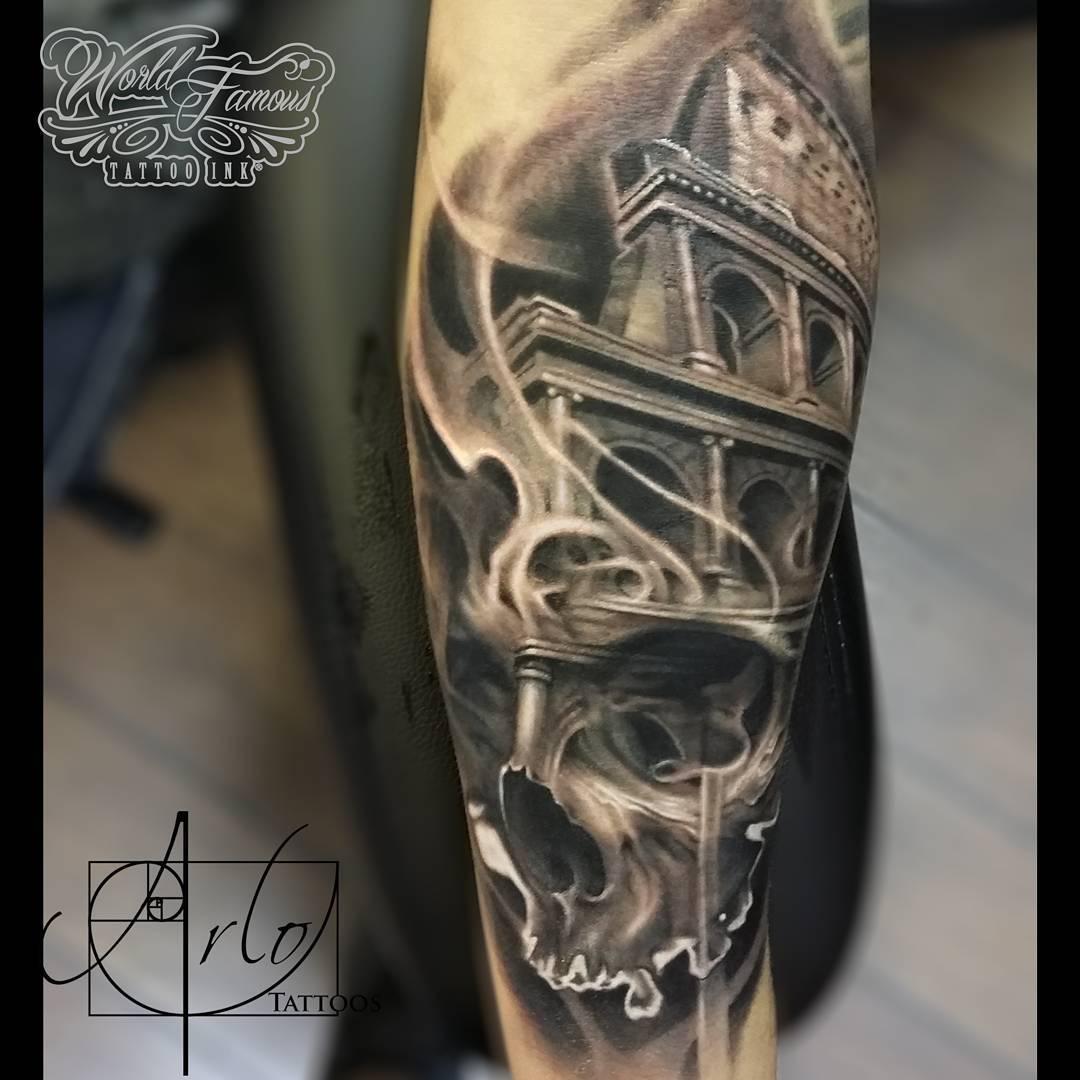 Arlo Dicristina Tattoo Artist: Arlo DiCristina Tattoo- Find The Best Tattoo Artists