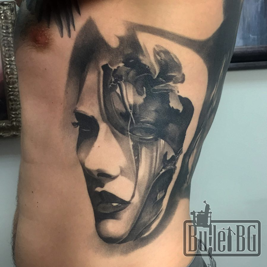 Bullet bg tattoo find the best tattoo artists anywhere for Bullet tattoo designs