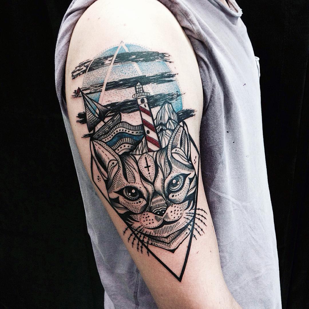 Jessica Svartvit Tattoo- Find the best tattoo artists