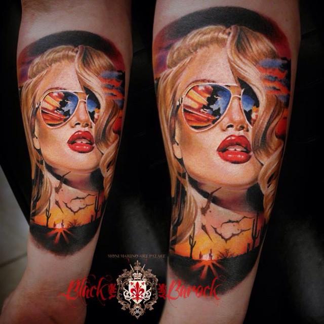 Find Tattoo Artist: Moni Marino Tattoo- Find The Best Tattoo Artists, Anywhere