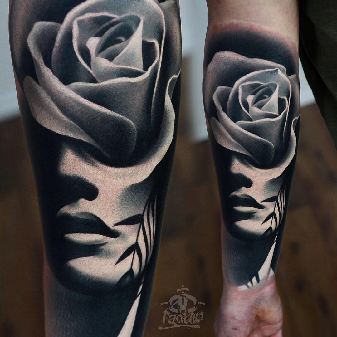 A d pancho tattoo find the best tattoo artists anywhere for Tattoo design black and gray