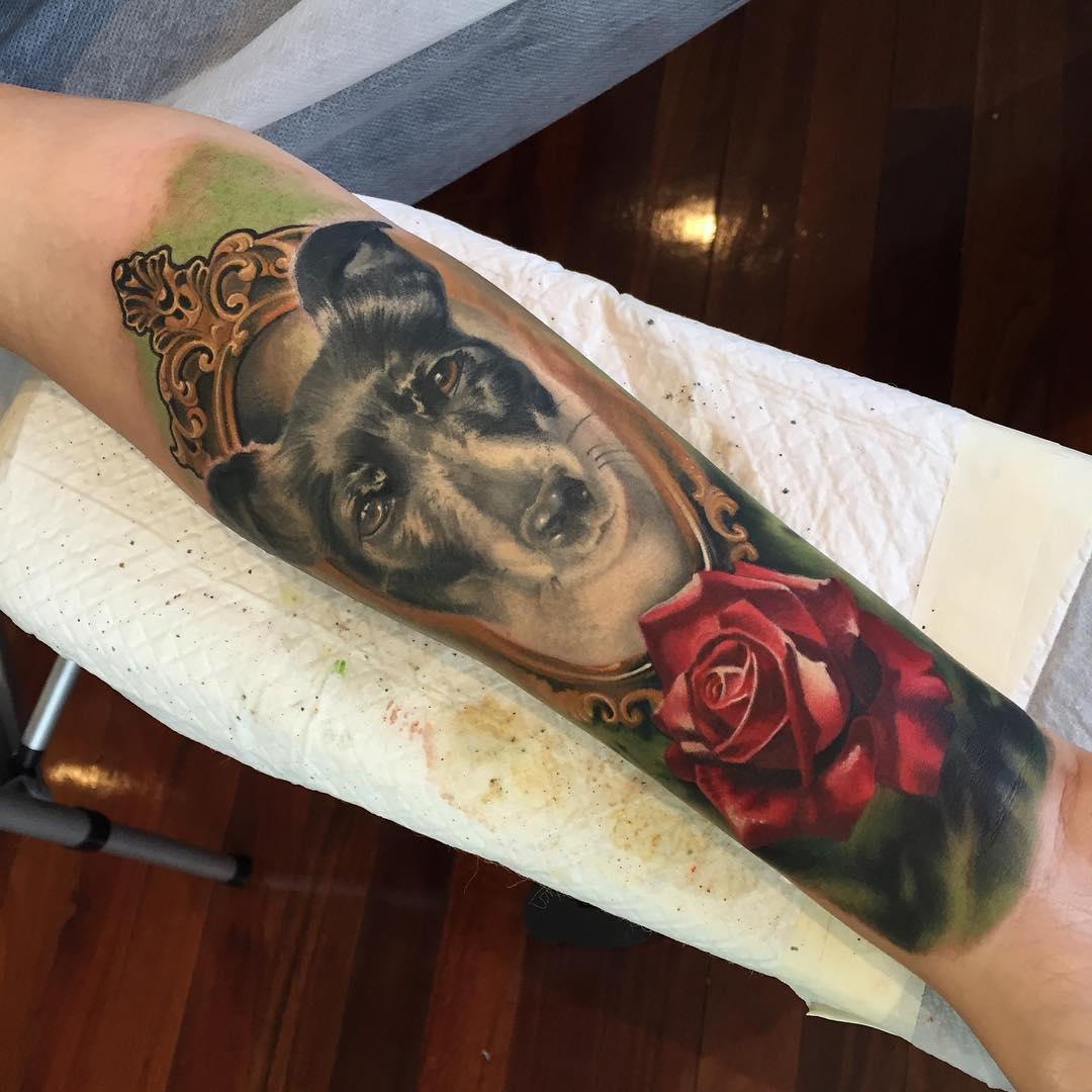 Find Tattoo Artist: Fabian De Gaillande (Fabz) Tattoo- Find The Best Tattoo