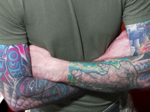 Tattoos in the Air Force (1)