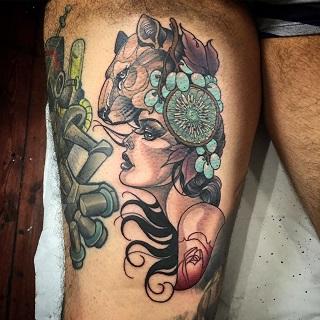 kat abdy australian tattoo artist (1)