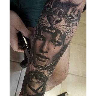 beny pearce australian tattoo artist (3)