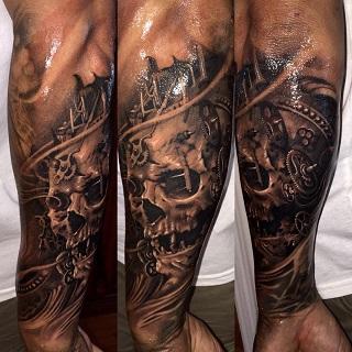 teneile napoli australian tattoo artist (2)