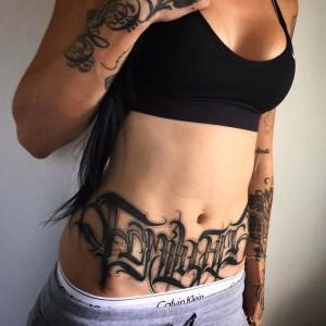 tips for script writing tattoos mystiktattoos